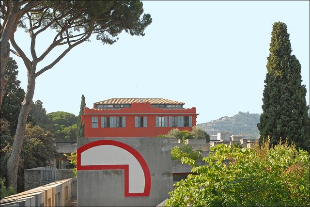 Le jardin de la villa arson nice terrasse n 4 for Jardin villa ratti nice