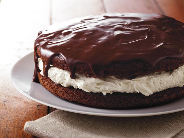 Giant Ganache Topped Whoopie Pie Recipe Flickr Photo