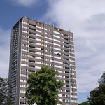 Century Tower - Priory Road / Bristol Road - renovation