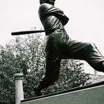 Statue of Joe DiMaggio