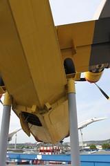 Unterseite: Canadair CL-215