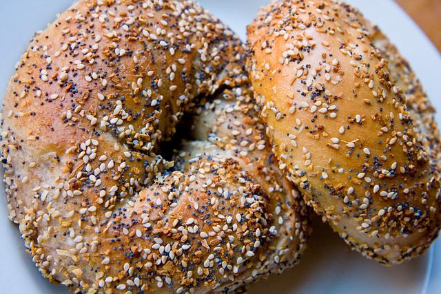Brooklyn Bagel And Coffee Company Nutrition
