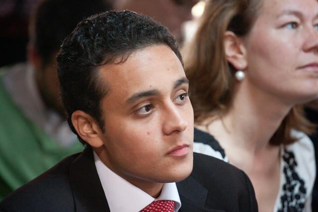 Header of Ahmed Maher