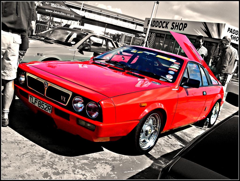 1977 lancia beta montecarlo 3.0 volumex   for all it's wedge…   flickr