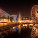 Disneyland Paradise Pier by cstout21