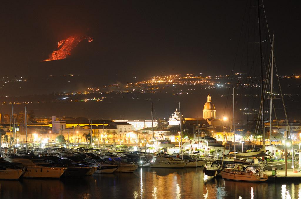Volcano Sicily