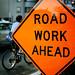 Road Work Ahead  by Mustafa Khayat