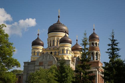 monastery moldova