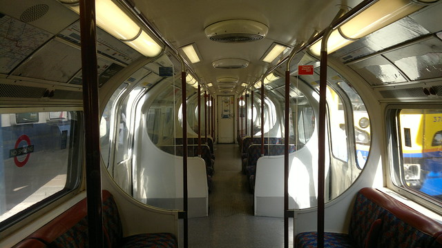 Love a good #EmptyUnderground :)