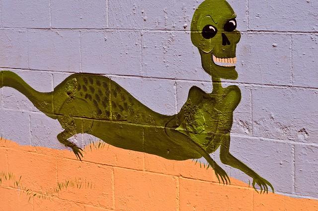 Street Mural Long Beach, WA