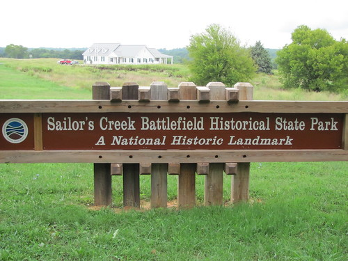 Sailor's Creek Battlefield State Park will host an education program Jan 16 on the African-American soldiers role during the American Civil War.