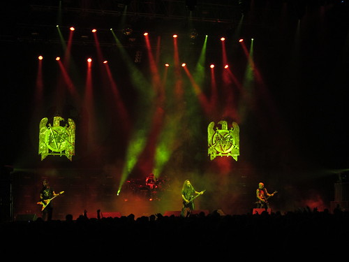 Slayer in Victoria (Credit: Shayne Kaye on Flickr.com)