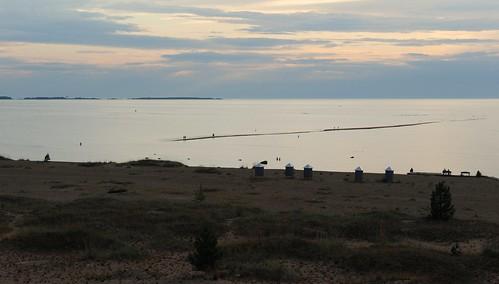 sunset summer suomi finland nikon gps nikkor gp1 kalajoki topcamping