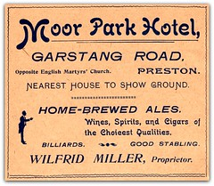 Moor Park Hotel, Garstang Road, Preston (+ film clip) by Preston Digital Archive