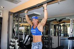 arm, chest, room, strength training, muscle, biceps curl, physical fitness, pull-up, physical exercise, gym,
