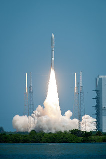 Atlas V Rocket Launches with Juno Spacecraft (201108050001HQ) (explored)