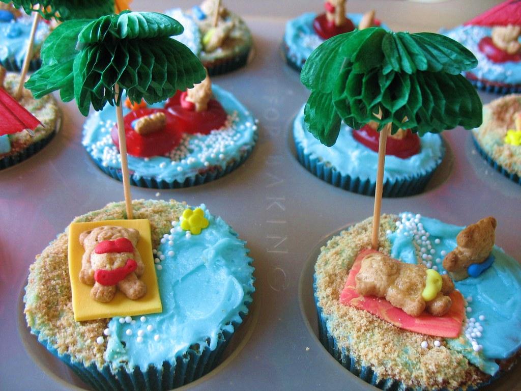 Seaside Cake Ideas