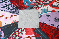 Pillow Quilting