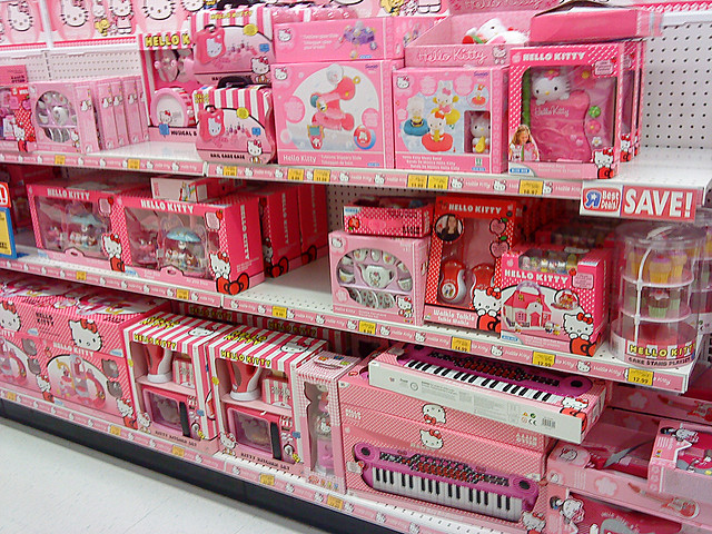 Hello Kitty Toys R Us : Hello kitty toys r us shop display flickr photo sharing