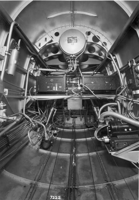 Grumman XF5F Skyrocket Fuselage