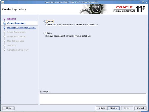 Oracle oid database connection