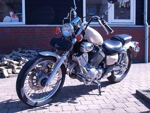 1991 Yamaha Chopper