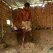 Working Mud for Pottery - Najirpur, Bangladesh
