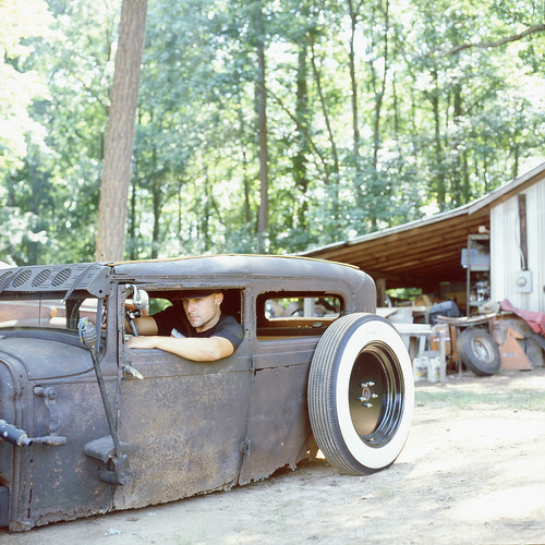 Charlie Ross - Model A Rat Rod