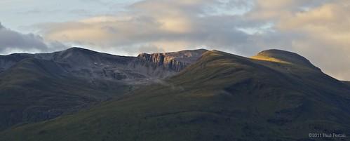 sunrise landscape scotland bennevis afzoomnikkor80200mmf28ed nikonflickraward