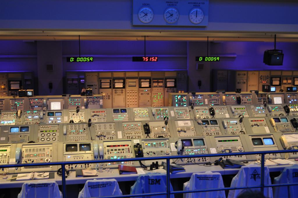 Sala desde la que se llevó el hombre a la luna en 1969 El último viaje del Transbordador Espacial desde Cabo Cañaveral - 5922341603 b26f01c6e7 o - El último viaje del Transbordador Espacial desde Cabo Cañaveral