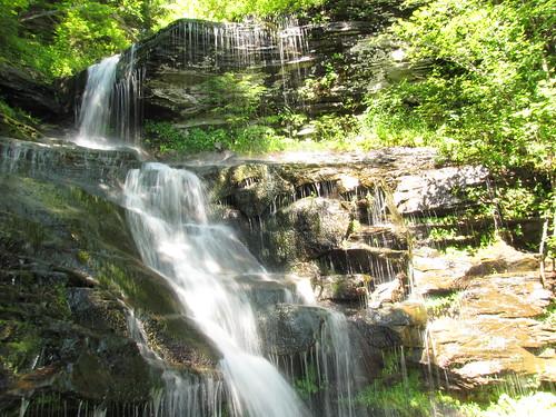 ny waterfalls