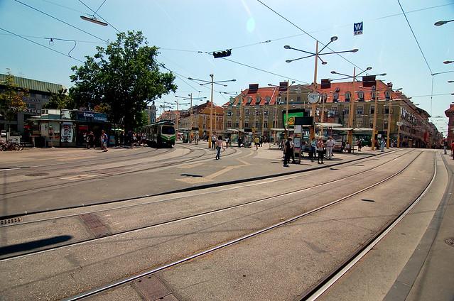 Jakaminiplatz Graz