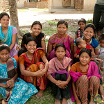 Garo Kids Gather Together - Srimongal, Bangladesh