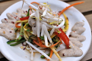 Raw vegan Pad Thai!