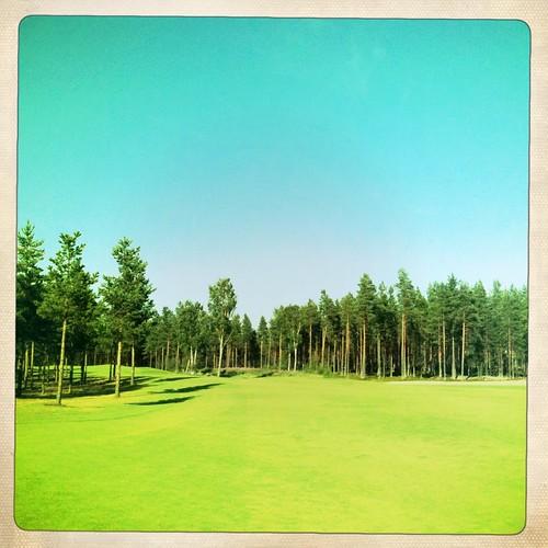 suomi finland golf july kesä 2011 kalajoki heinäkuu suomitour