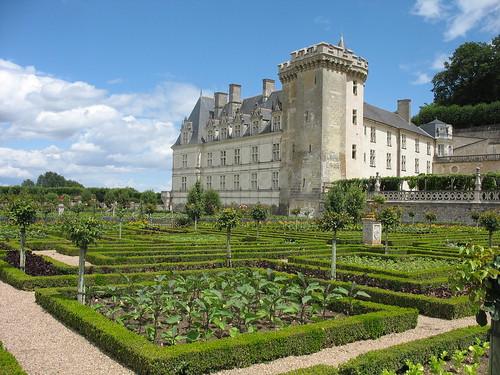 Château de Villandry - Villandry {juli 2011}