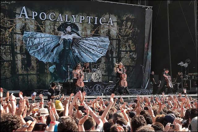 Apocalyptica - one of the best Finnish bands