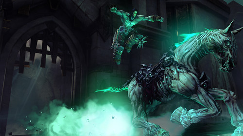 Darksiders 2 - The Weeping Crag Dungeon Guide