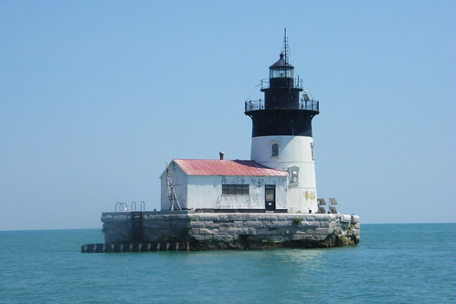 Detroit River Light (South Rockwood, Michigan)