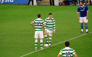 Celtic Kick Off