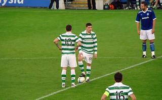 Celtic Kick Off