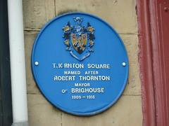 Photo of Blue plaque № 7497