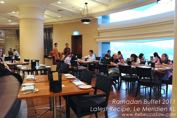 Ramadan Buffet - Latest Recipe, LE Meridien-58