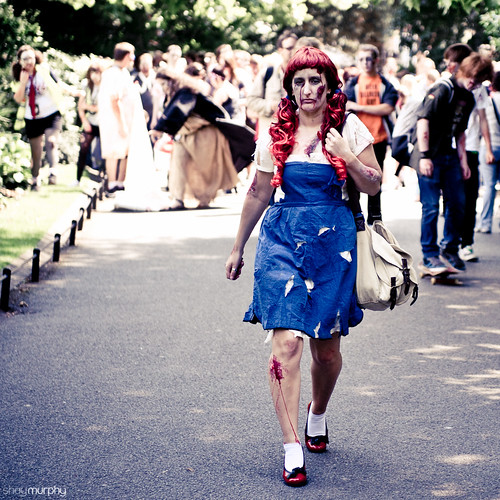 Dublin Zombie Walk 2011