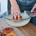 glazing donuts by mustardandsage