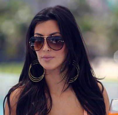 Porsche Aviator Sunglasses Kim Kardashian Louisiana