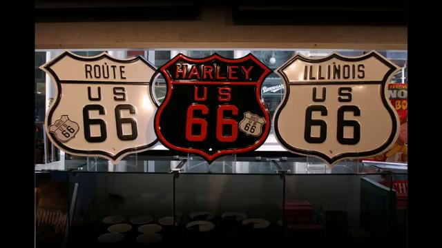 Route 66 USA 2011 in Pummelvision on Vimeo by Leo Reynolds