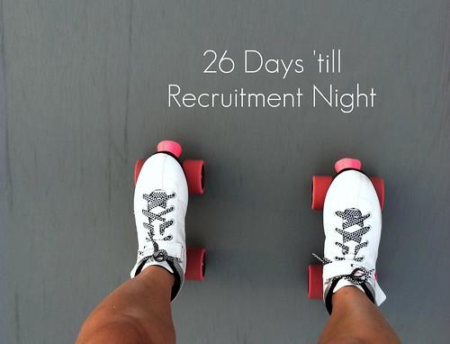 Recruitment pitch