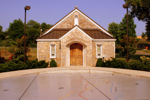 The Rock Church / Trail of Tears Interpretive Center