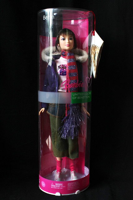 Barbie Loves United Colors of Benetton - Berlin